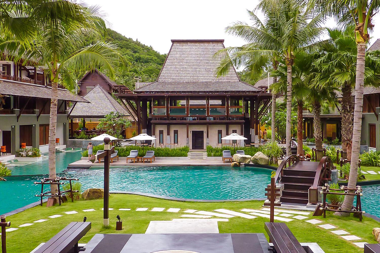 """Фото отеля Mai Samui Beach Resort & Spa, №3 в рейтинге """"Лучшие отели Самуи для отдыха с детьми"""""""