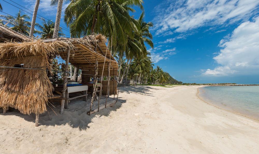 Лучшие пляжи Самуи для детей: фото пляжа Бан Тай
