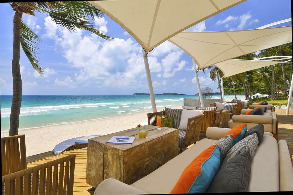 Лучшие пляжи Самуи для отдыха с детьми: Чавенг