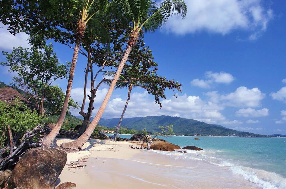 Лучшие пляжи Самуи для детей: фото пляжа Лаем Нан