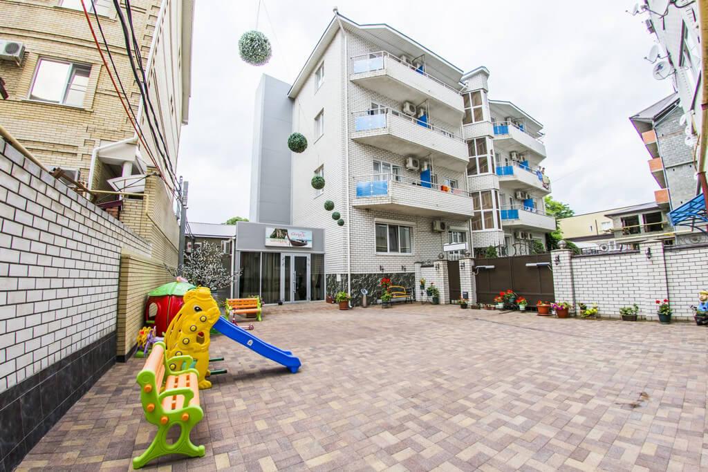 Фото гостевого дома Бухта радости в Анапе для статьи «Анапа. Отдых с детьми. Лучшие гостевые дома»