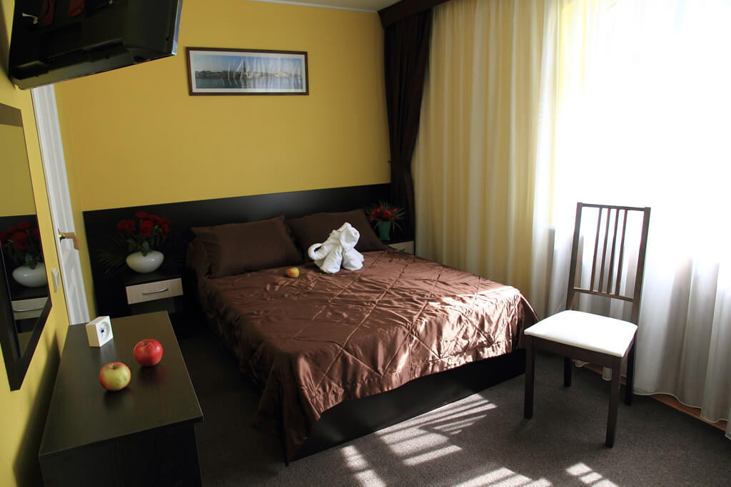 Фото гостевого дома Венеция в Анапе для статьи «Анапа. Отдых у моря с детьми в недорогом гостевом доме»