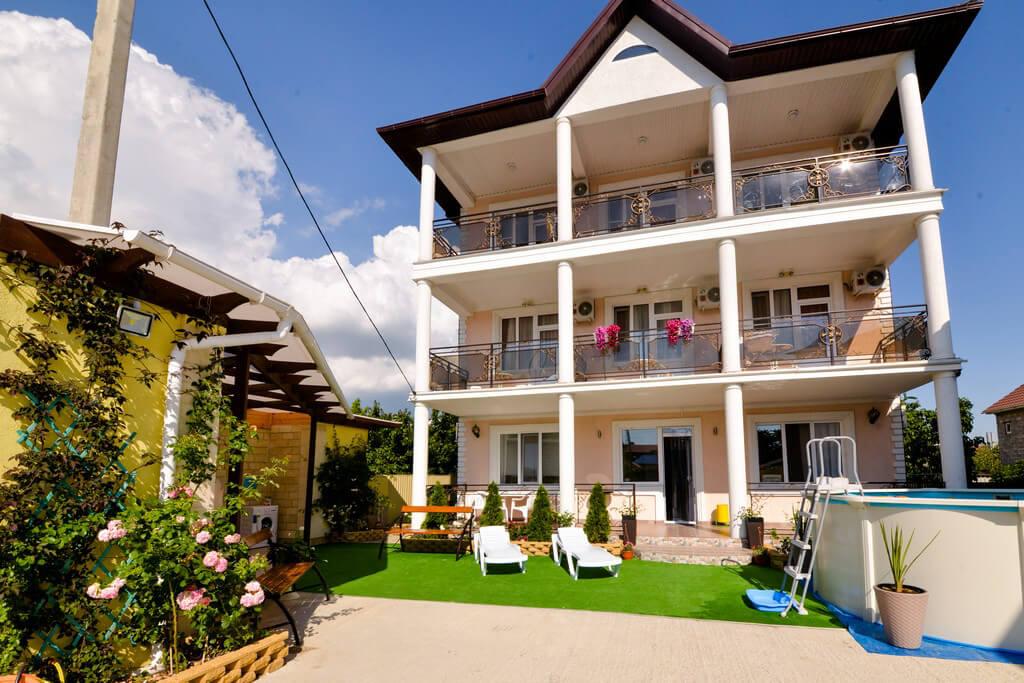 Фото «Гостевой дом Маг.К.Дом» к статье про цены на гостевые дома в Витязево