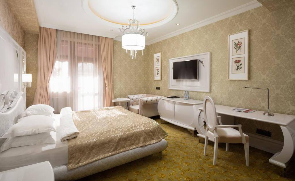 Фото отеля Фидан в центре г. Сочи