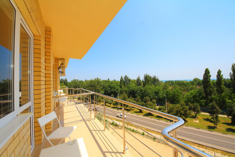 Фото района вокруг гостевого дома «Дюны Джемете»