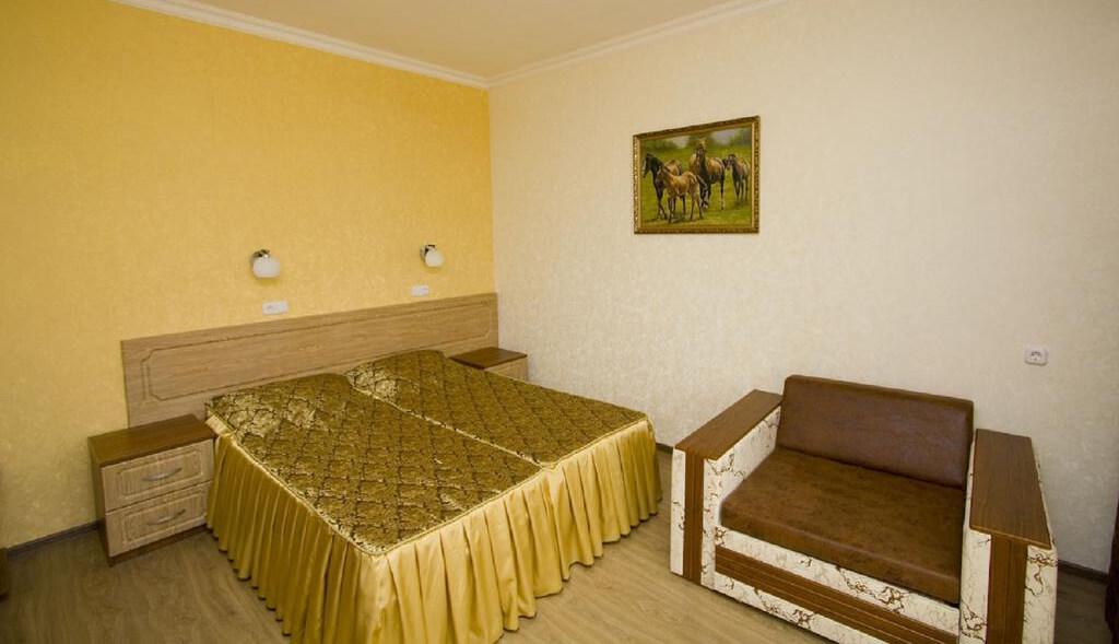 Фото отеля Европарк в Джемете. Иллюстрация к статье «Семейный отдых в Джемете с детьми»
