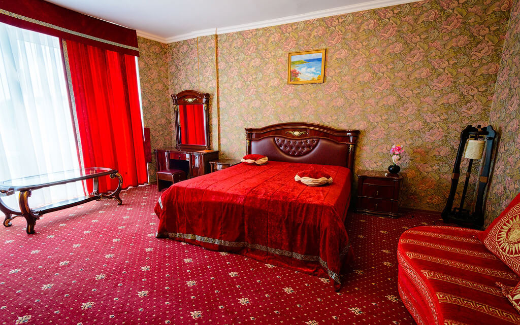 """Фото отеля Приморье Deluxe. Иллюстрация к статье «Отели """"все включено"""" в Туапсе»"""