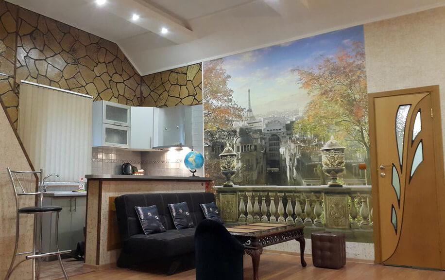 Фото гостевого дома «У Романа» в г. Сочи. Статья «Гостевые дома Сочи с кухней»