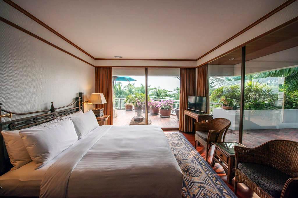 Фото номера в отеле AVANI Pattaya Resort