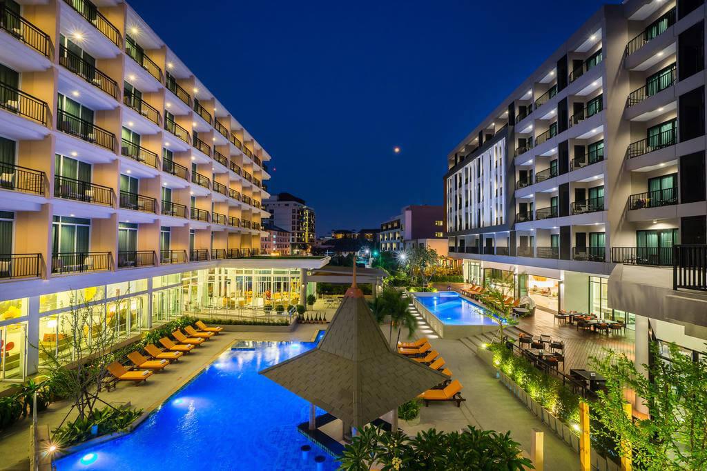 Фото отеля Hotel J Pattaya
