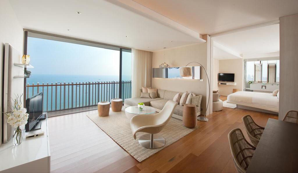 Хилтон – хороший отель для отдыха с ребенком в Паттайе