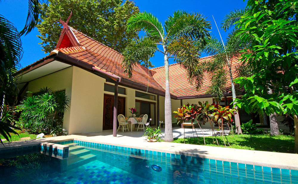 Фото Napalai Pool Villa Resort в Паттайе