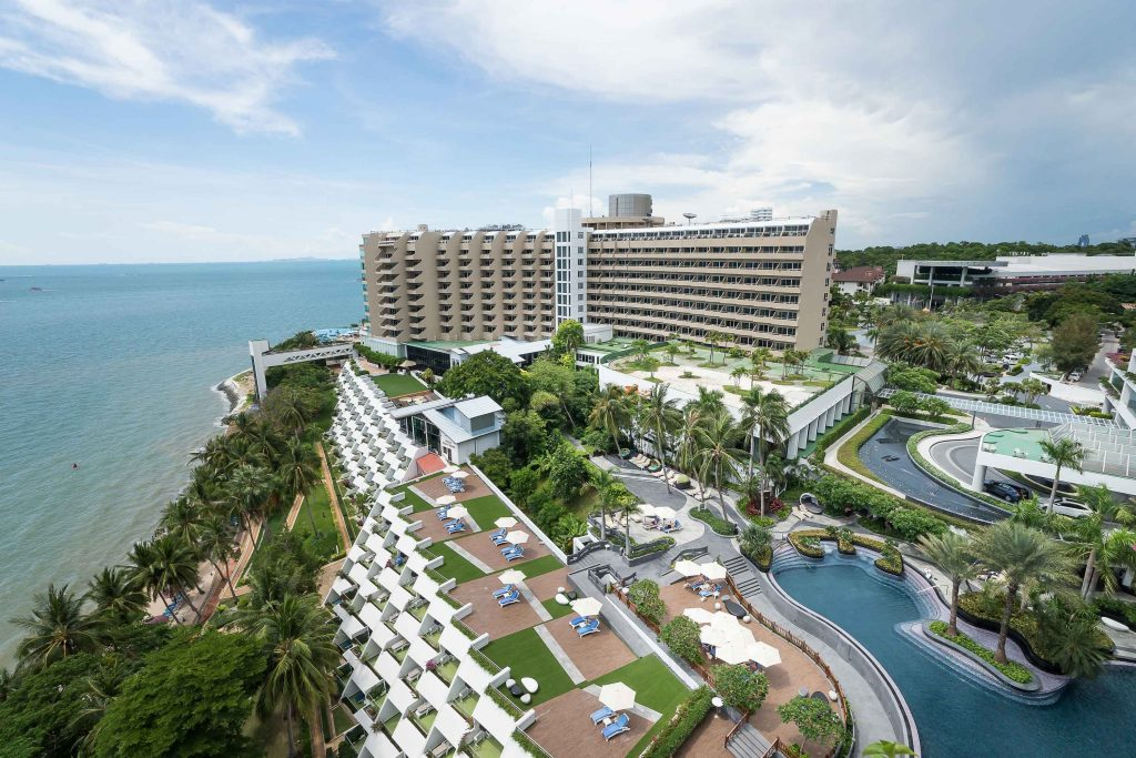 Фото отеля Royal Cliff Beach Terrace в Паттайе