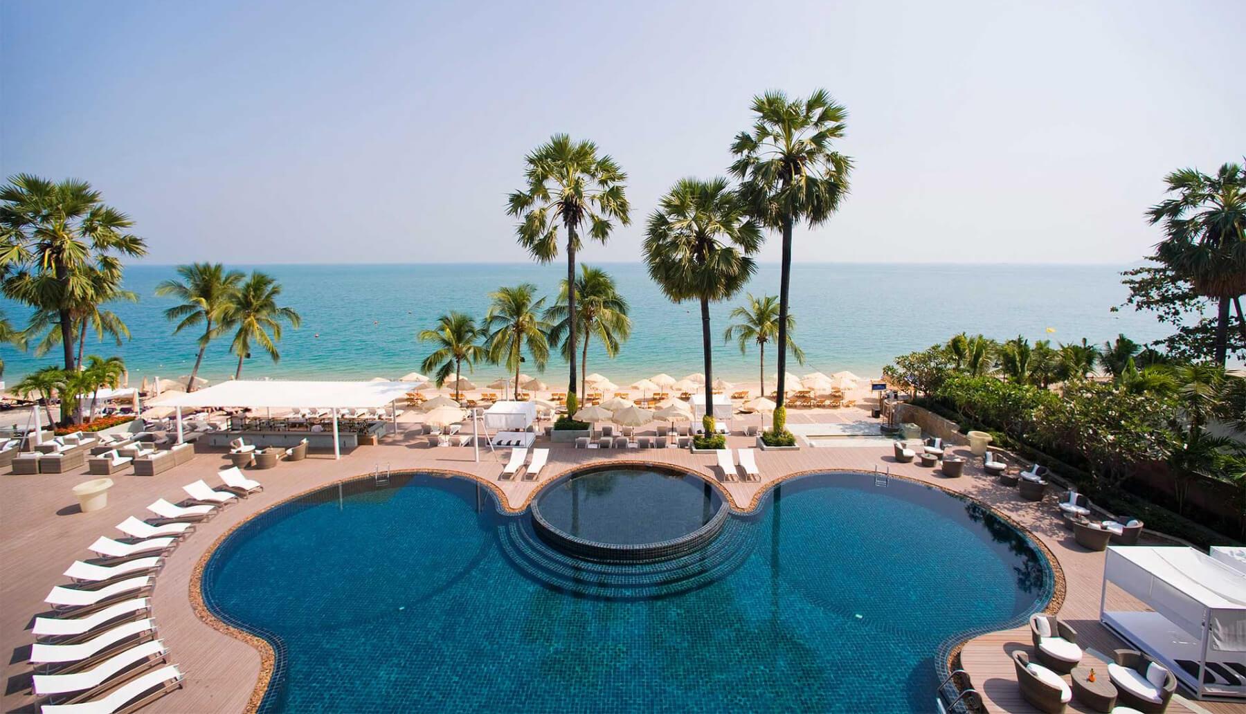 Отель Pullman Pattaya Hotel G - удачный выбор для отдыха с семьей в Паттайе