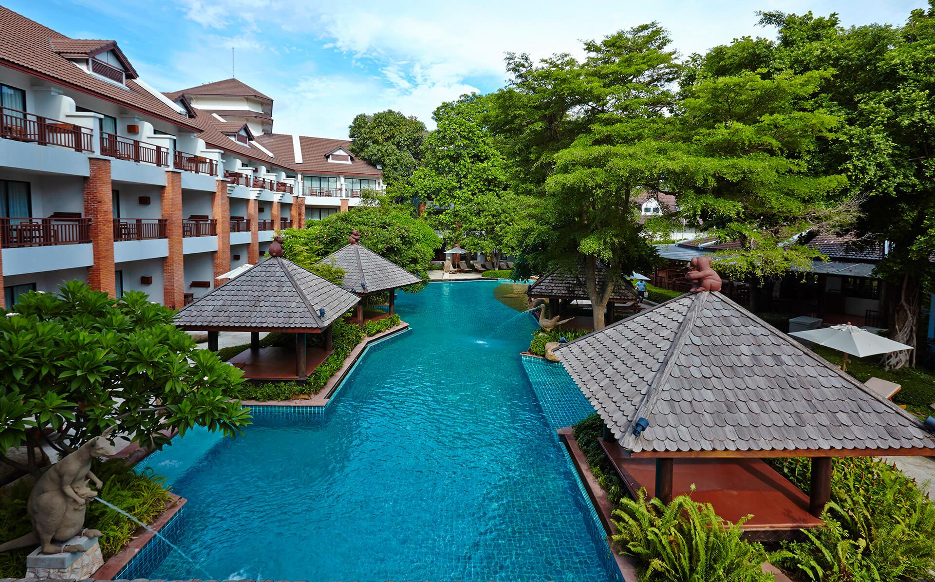 Фото отеля Woodlands Hotel and Resort