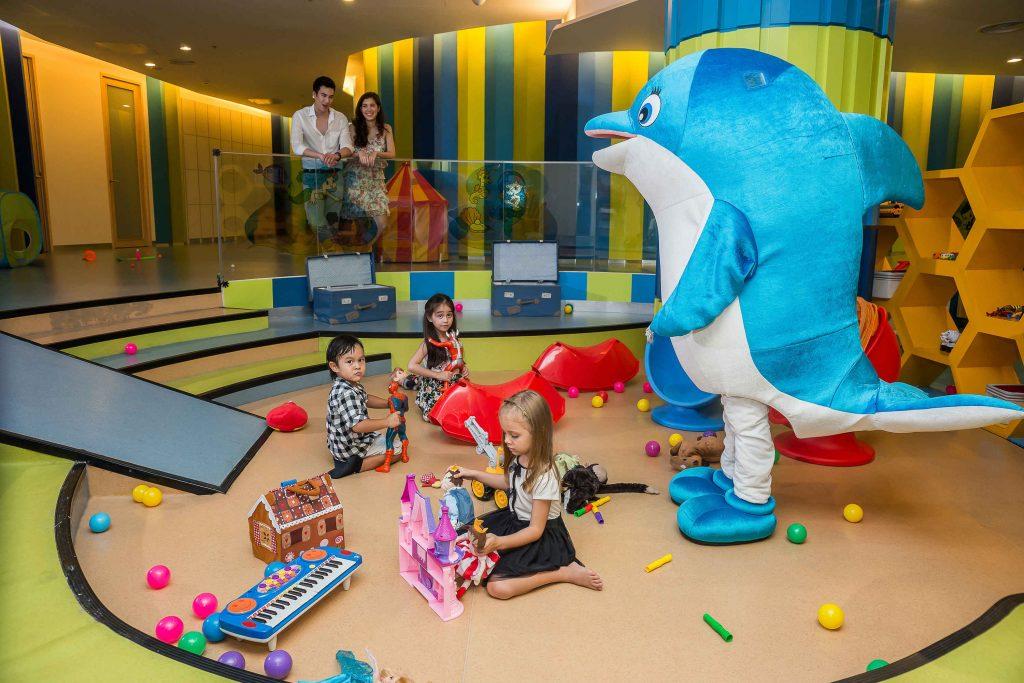 Фото детского клуба Funtasea в отеле Royal Cliff Pattaya