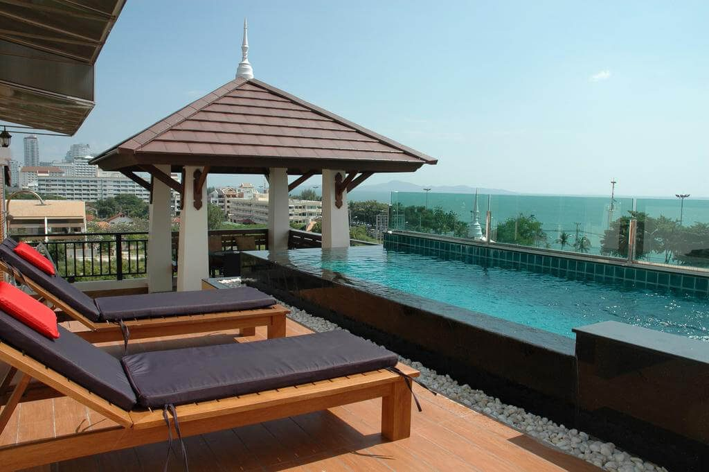 Фотография отеля Jomtien Beach Penthouses Pattaya