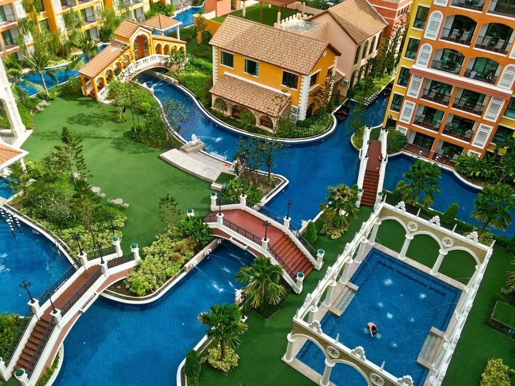 Фотографии отеля Venetian Signature Condo Resort Pattaya