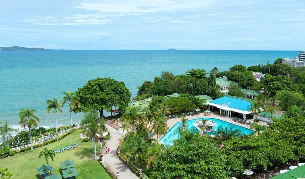 Фотографии бассейна в отеле Asia Pattaya Hotel