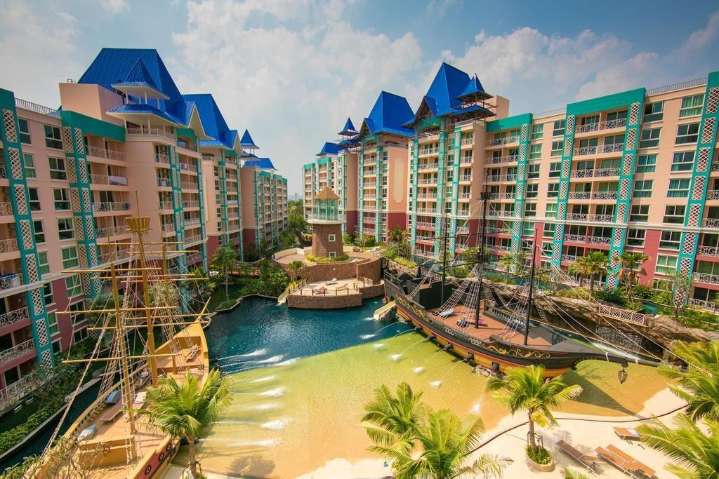 Фотографии аквапарка в отеле Grande Caribbean Pattaya