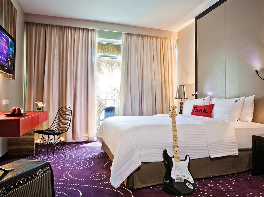 Фото номера в отеле Hard Rock Hotel Pattaya