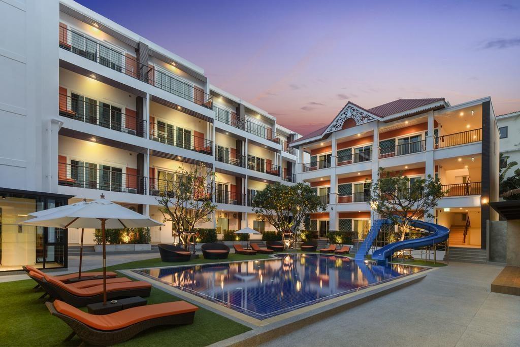Фото FX Hotel Pattaya