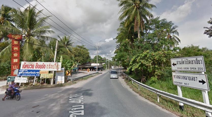 Дорога до зоопарка Кхао Кхео в Паттайе, для тех, кто хочет доехать самостоятельно