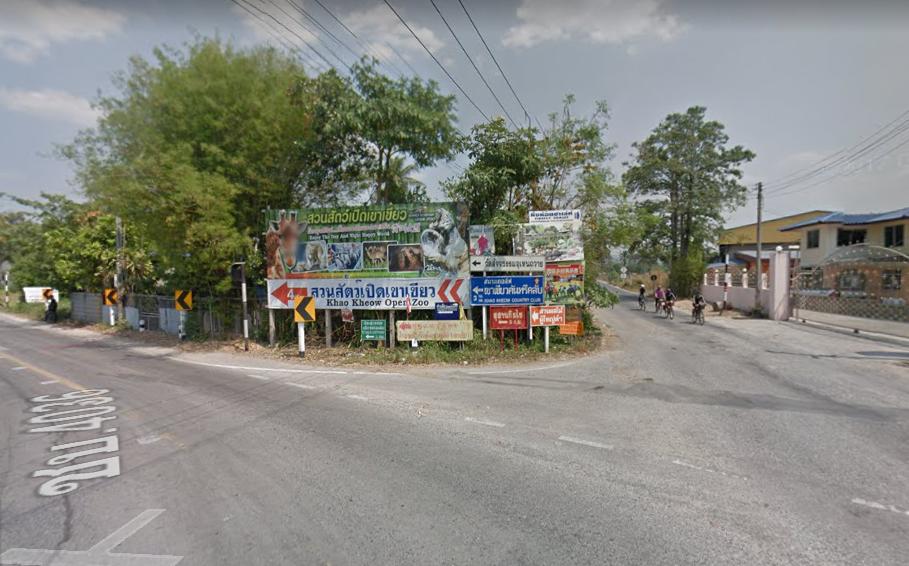 """Фото к инструкции """"Как добраться до зоопарка Кхао Кхео на машине самостоятельно"""""""