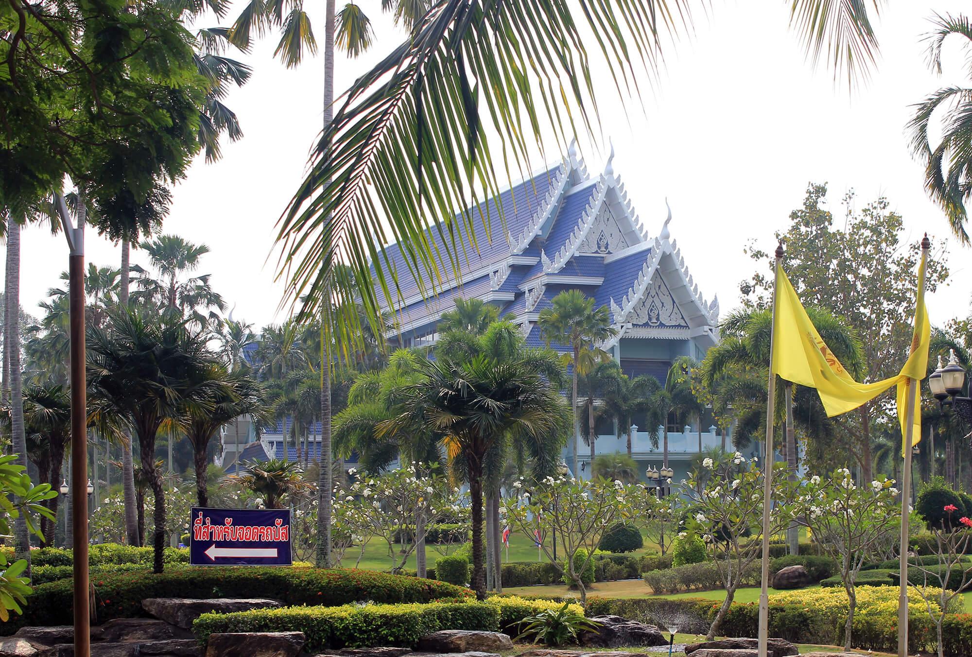 Фото храма Ват Ян в Паттайе