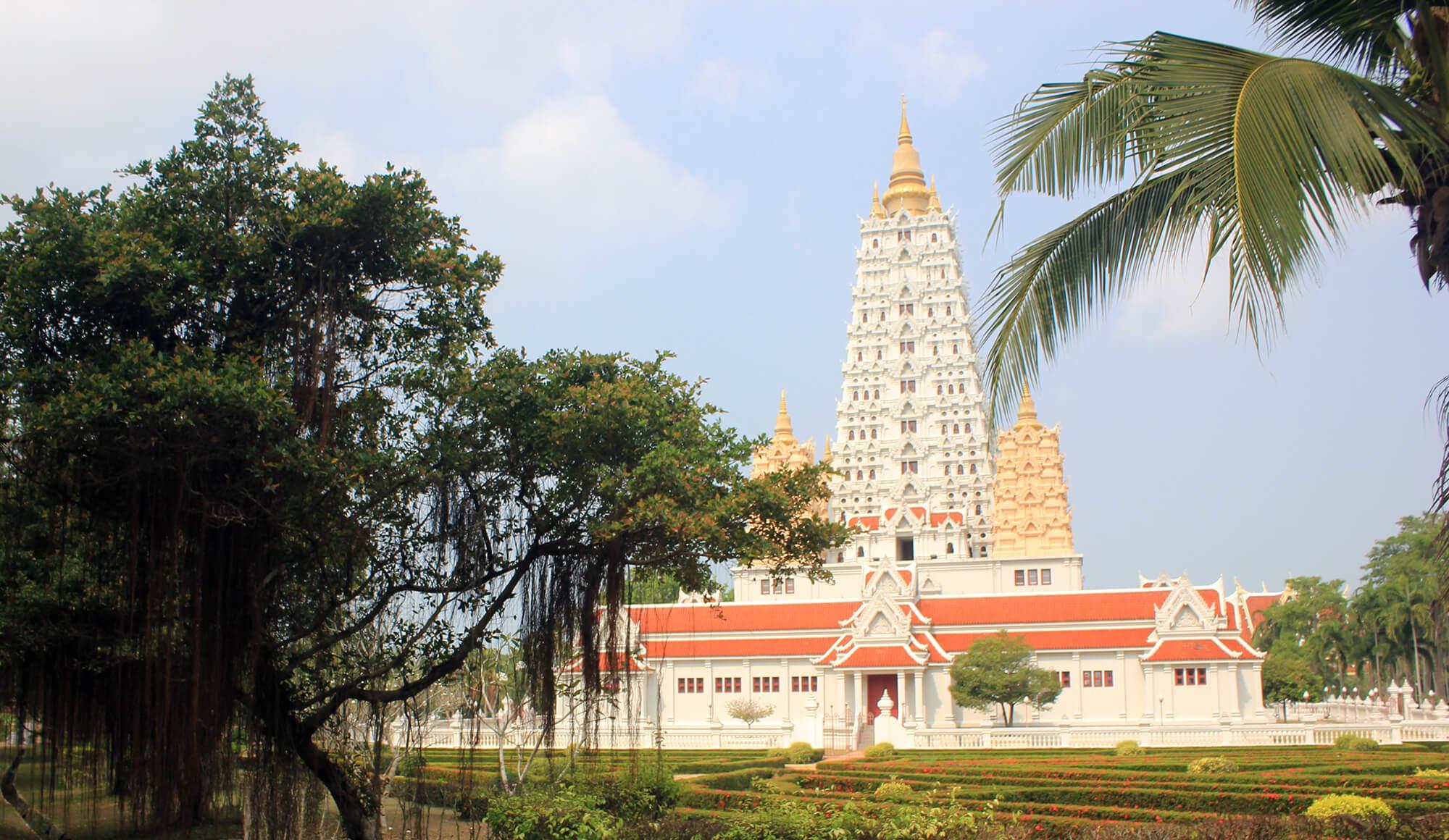 Фото храма Wat Yan в Паттайе
