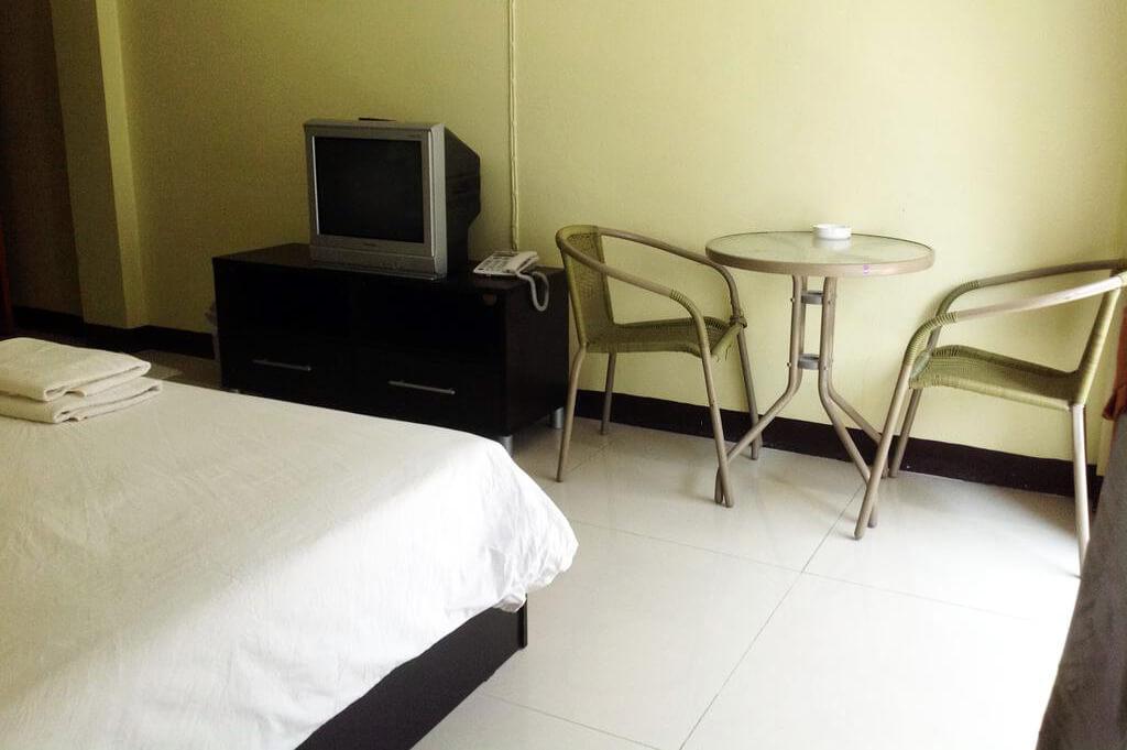 BR-Guesthouse - недорогой гостевой дом в центре Паттайи