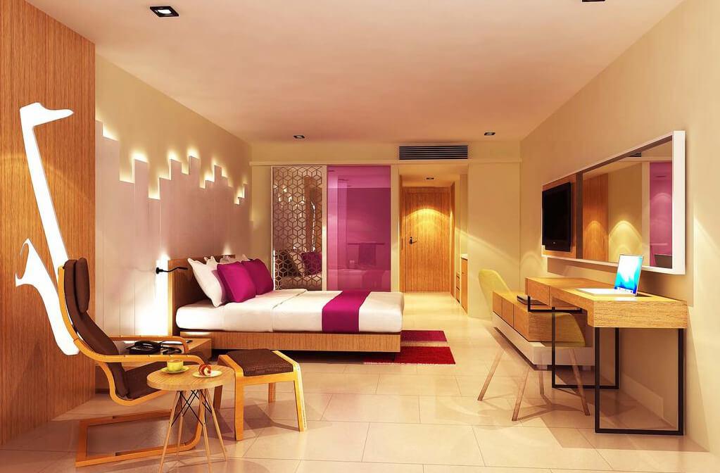 Хорошие отели 3* в Паттайе бывают не хуже четырехзвездочных