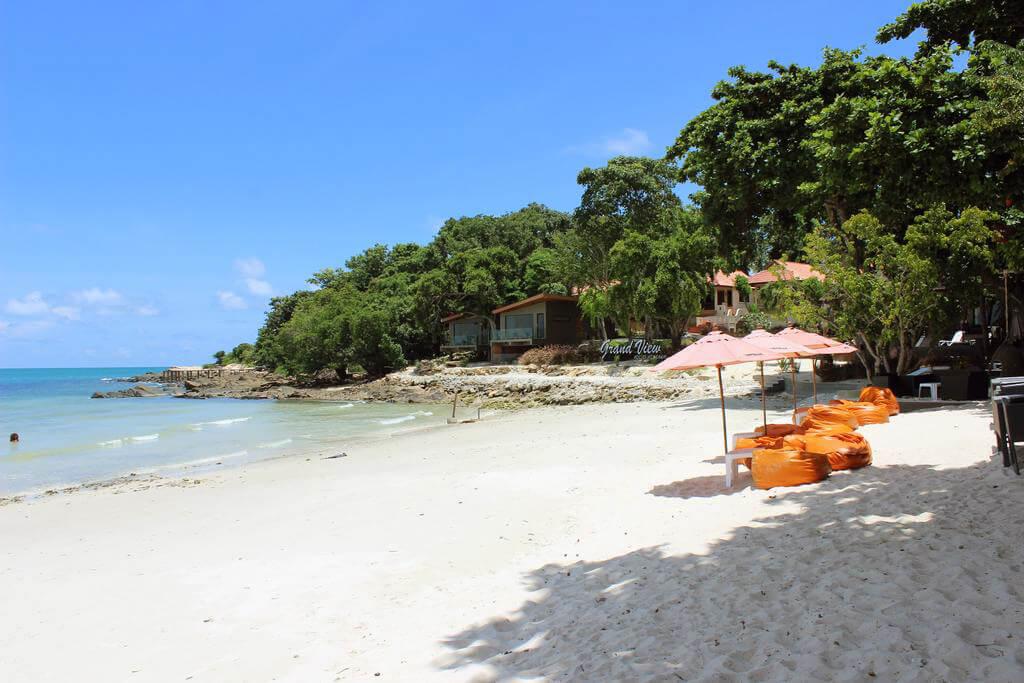 фото пляжа Ao Cho на острове Самет
