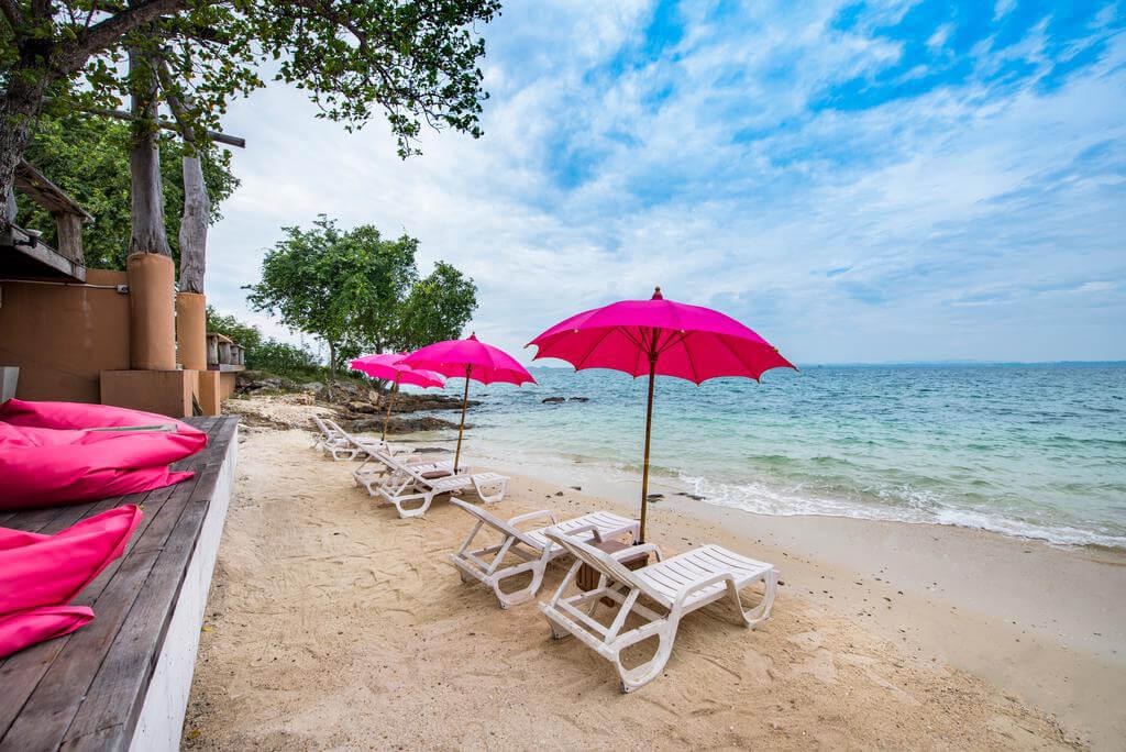 Фото пляжа Ao Klang на острове Самет