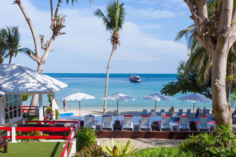 фото пляжа Ao Phrao на острове самет