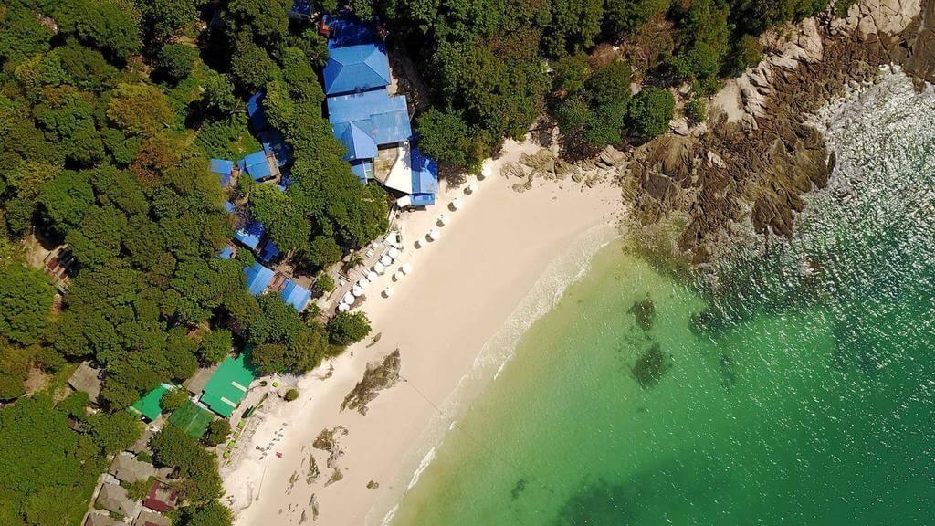 фото пляжа Ao Thian на острове Самет