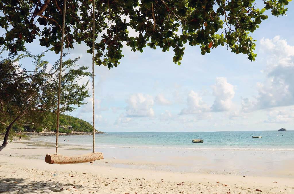 фото пляжа Ao Wai на острове Самет