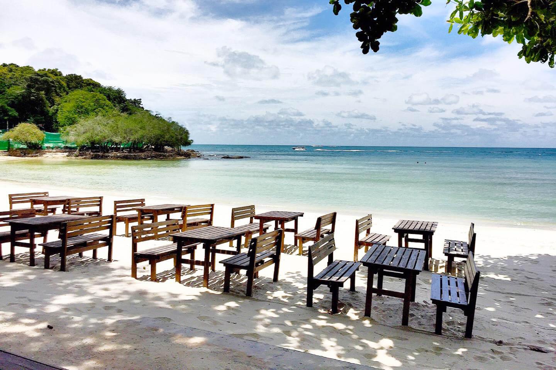 фото пляжа Ao Wong Deuan на острове Самет