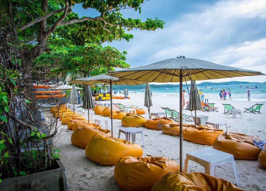 фото пляжа Hat Sai Kaew на острове Самет
