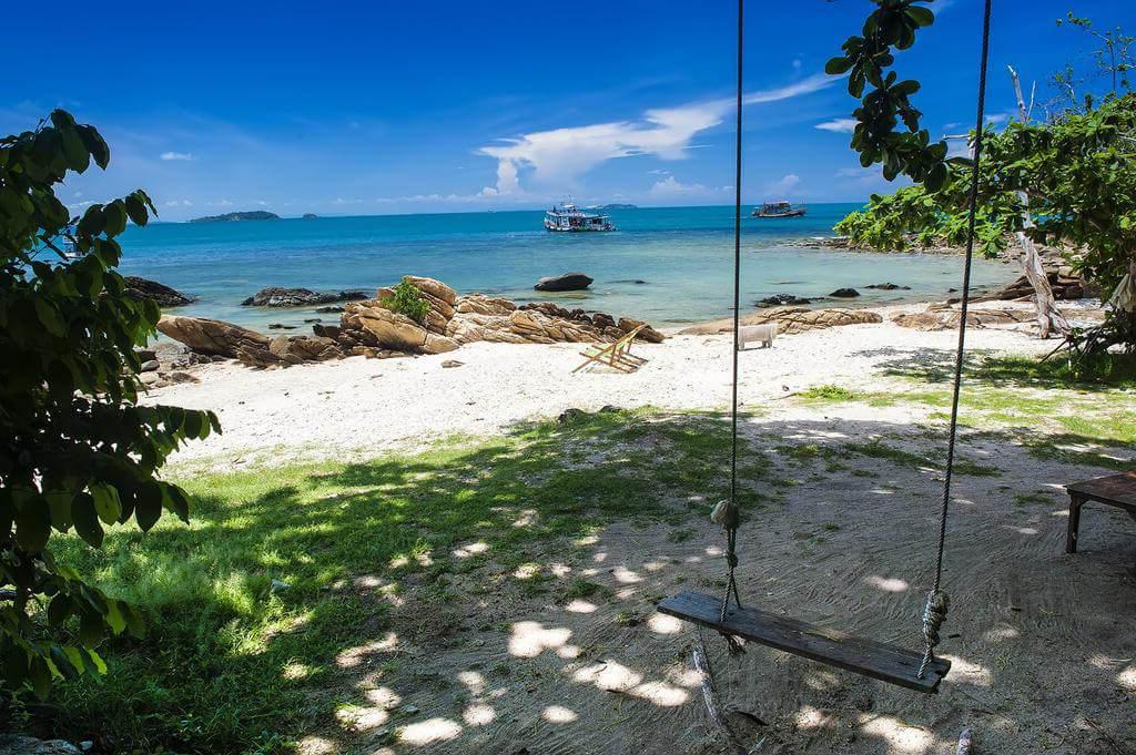 пляж Luk Yon на острове Самет