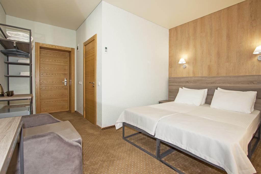 Фото гостиничного номера в парк-отеле «Восход»