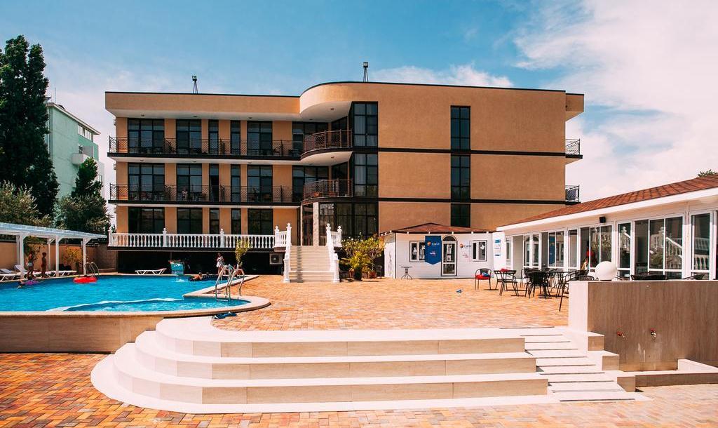 Снимок с изображением гостиницы Miracle&N