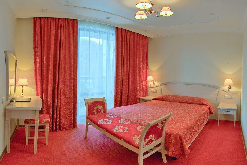 Фото номера отеля Гамма (Туапсе)