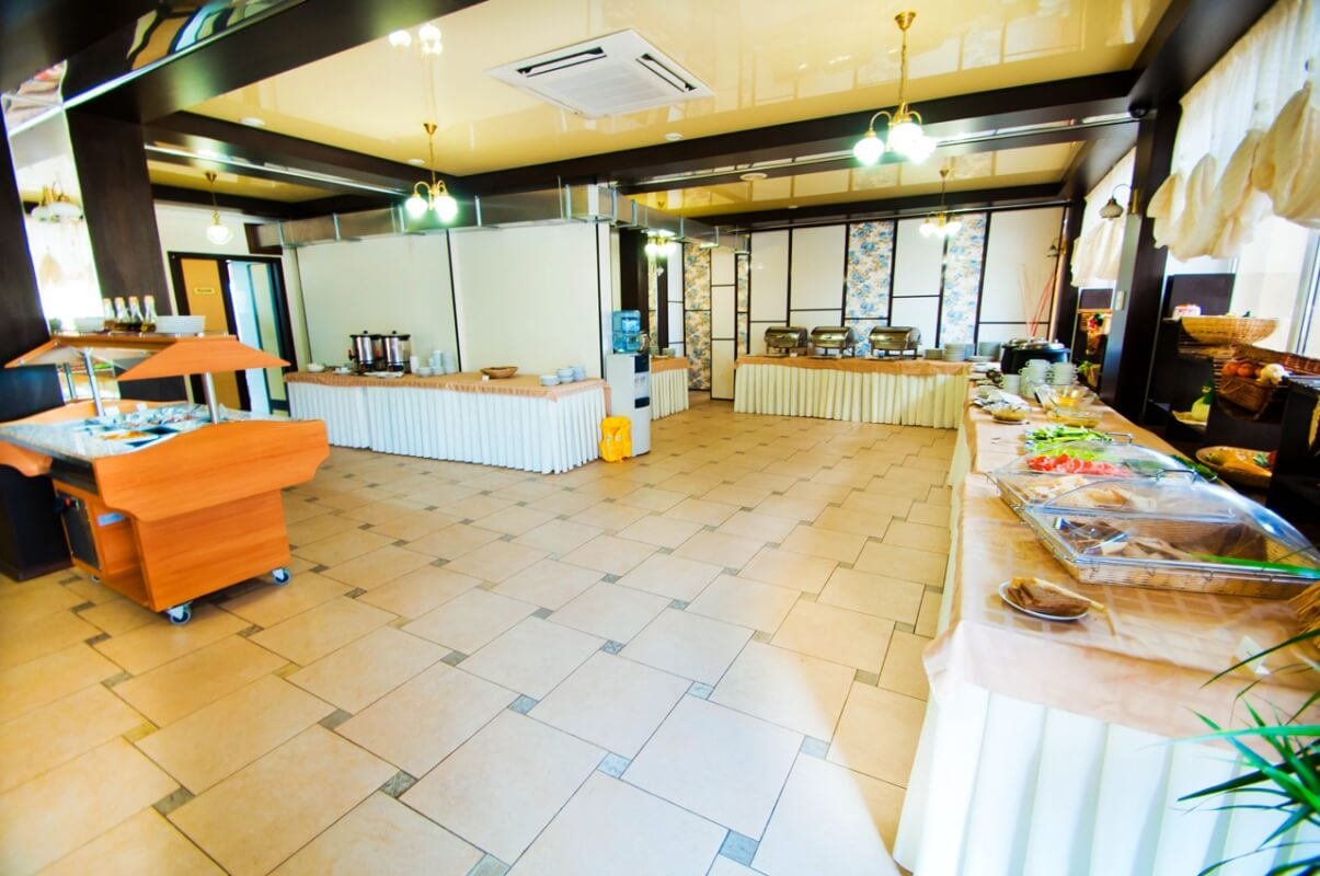 Отель Гранд Меридиант работает по системе «Все включено»