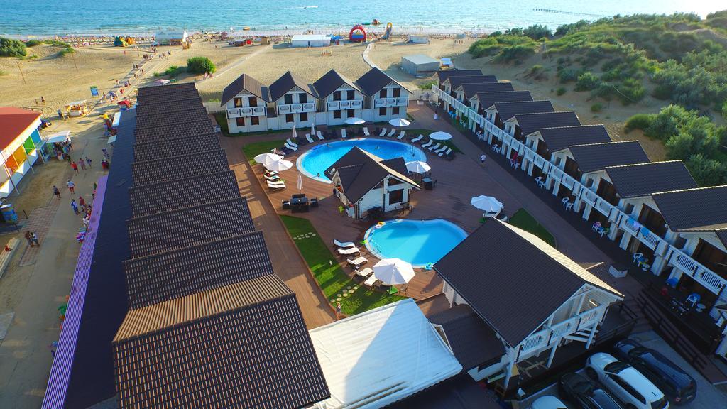 Фото отеля «Белый пляж» (Джемете)
