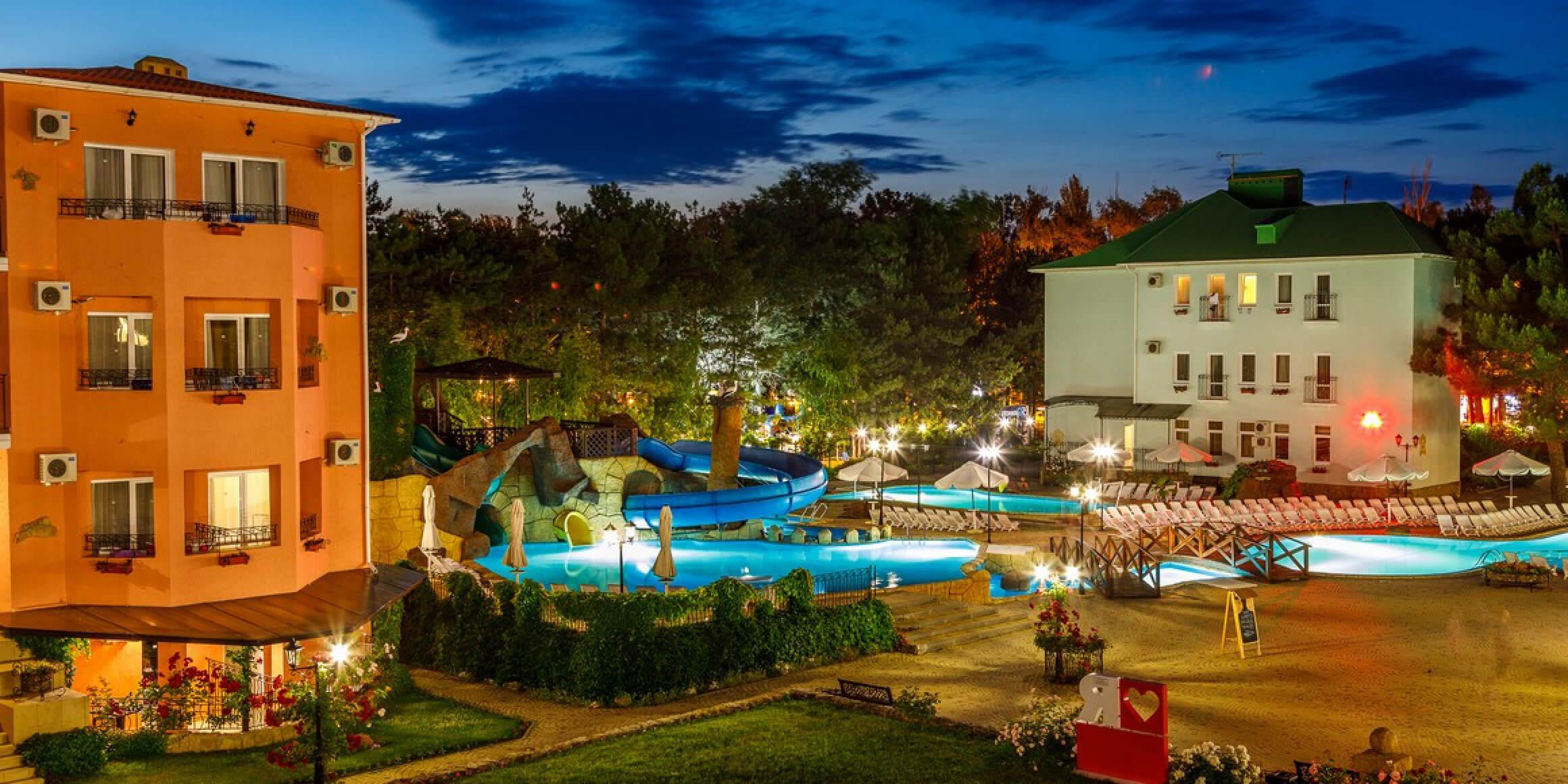 Ривьера – лучший олинклюзив отель для семейного отдыха в Анапе