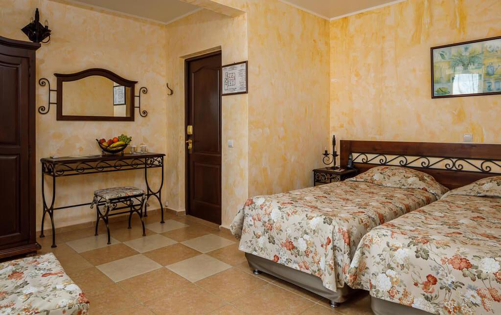 Ривьера – один из немногих отелей Анапы, который работает по системе «Ультра все включено»