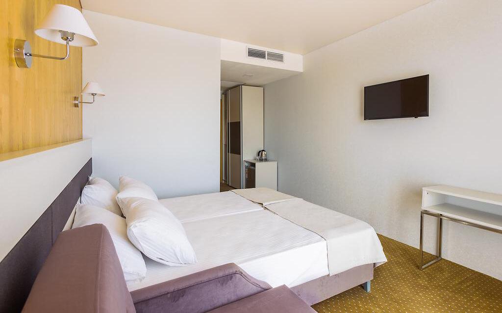 Номера all-inclusive отеля Sunmarinn в Анапе