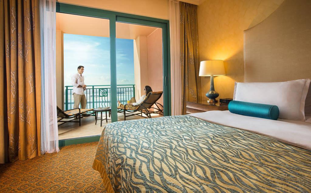 """Фото Atlantis The Palm - одного из лучших отелей Дубая в категории """"5 звезд"""""""