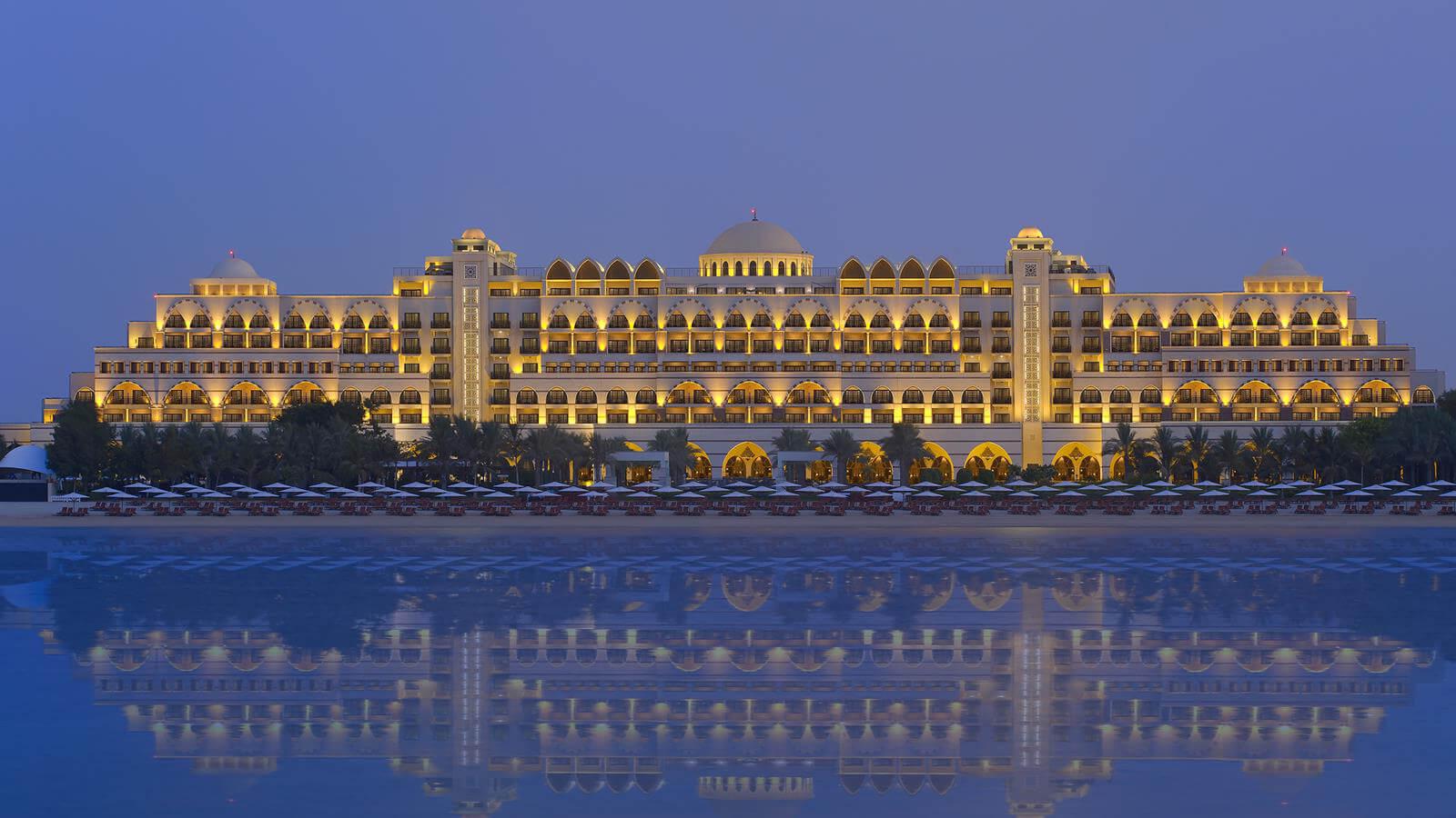 Jumeirah Zabeel Saray «Лучший СПА-отель Дубая 2017» по версии World SPA Awards
